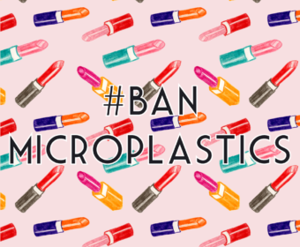Sign this petition & ask the EU to ban microplastics in cosmetics!